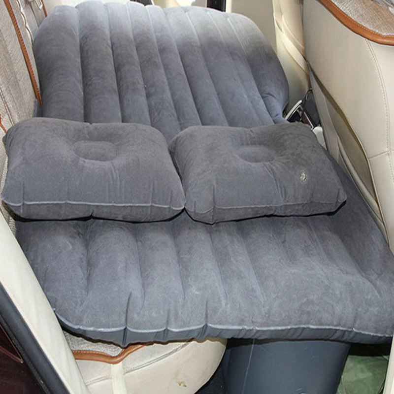 New style car travel bed pvc inflatable mattress car air for New style bed
