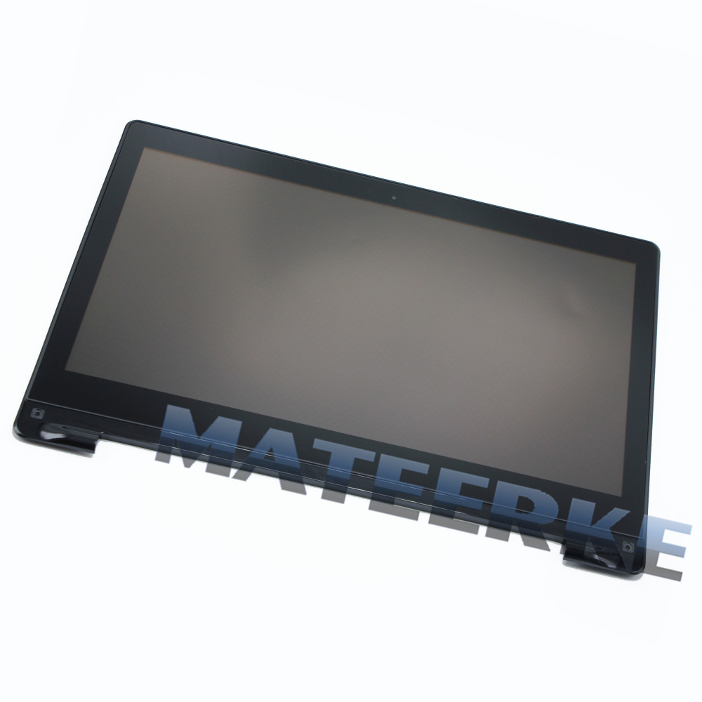 Original 13.3 For Asus TP300 TP300LA TP300LD Touch LCD Screen Assembly With Frame 1366X768 volta la frame for la 208 top 2014
