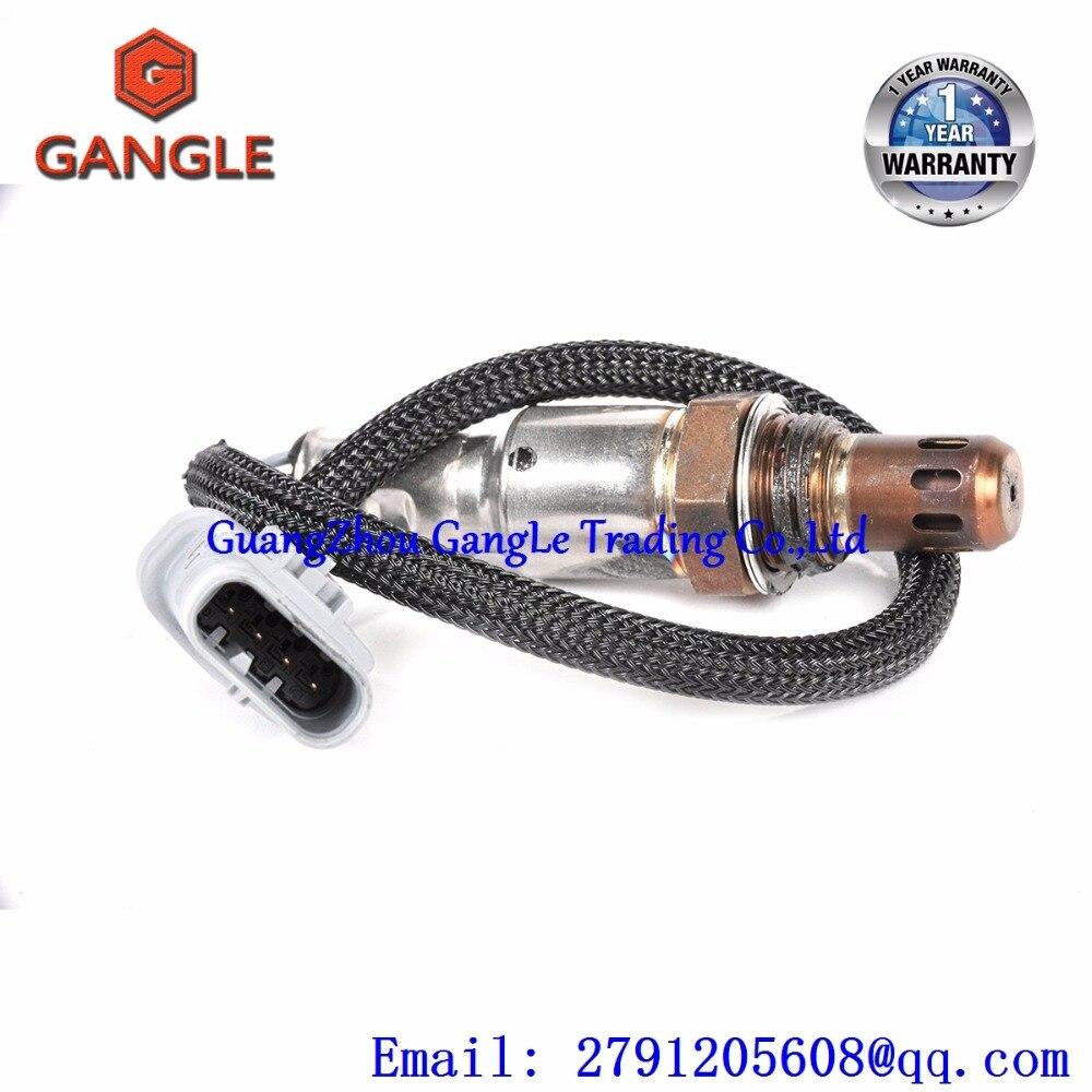 Oxygen sensor o2 lambda sensor air fuel ratio sensor for cadillac escalade chevrolet silverado 1500 express