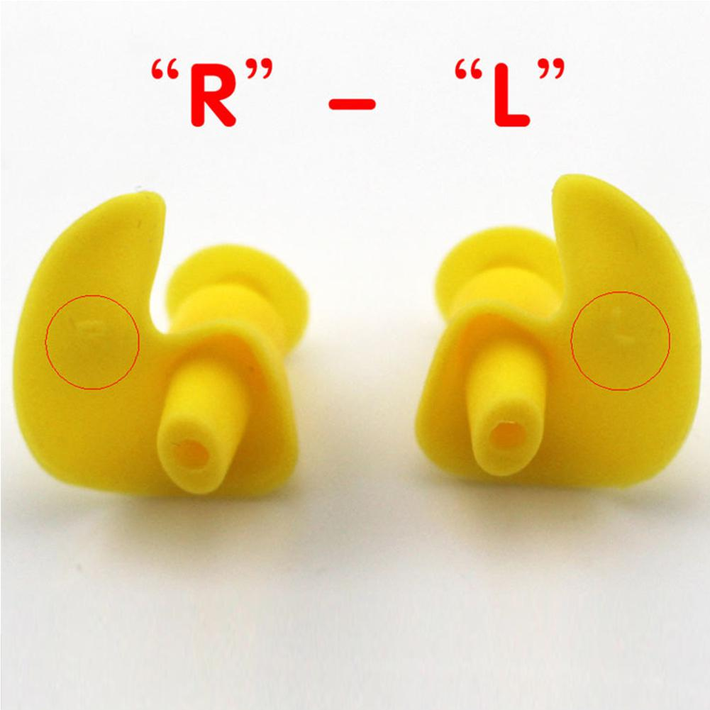 Environmental Silicone Waterproof Dust-Proof Earplugs 1