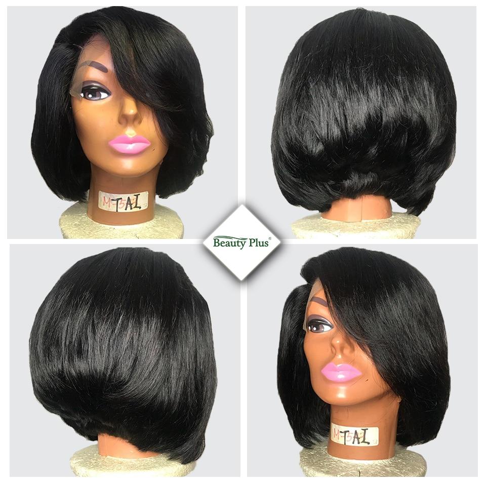 Brasilianska Straight Human Hair Bundles med Closure Beauty Plus 4 - Skönhet och hälsa - Foto 2