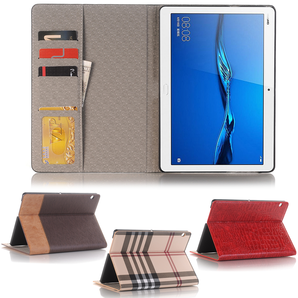 Media Confidential 2017 09 10: Business Leather Case For Huawei MediaPad T3 10 AGS L03