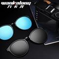 Мода new персонализированные TR магнит поляризационный зеркало плоское зеркало с миопией красочный клип оптовая 8061 магнит