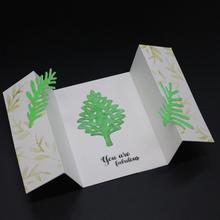 AZSG Three trees Cutting Dies For DIY Scrapbooking Decorative Card making Craft Fun Decoration 7.5*6.8cm/7.1*4.9cm/6.4*8.7cm