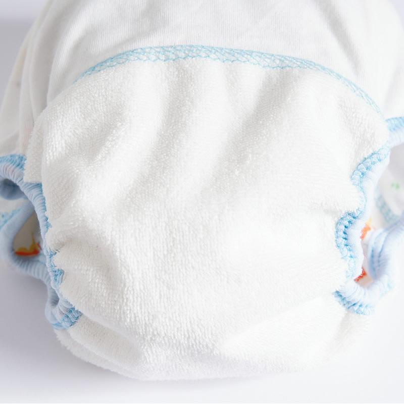algodão aprendizagem calças 13-16kg