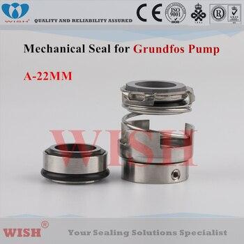 22mm Grundfos typ A mechanische dichtung
