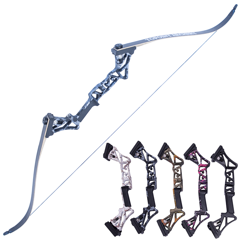 Image 3 - Outdoor Crossbow Hunting Recurve Bow R3 Bow For Shooting Arco e flecha Archery Equipment Suit High Quality-in Bow & Arrow from Sports & Entertainment