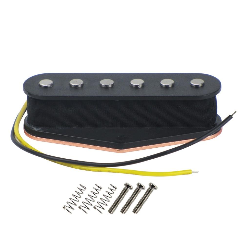 buy fleor alnico 5 electric guitar pickup tele bridge vintage alnico single. Black Bedroom Furniture Sets. Home Design Ideas