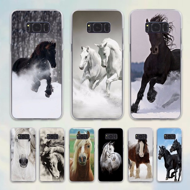 samsung s7 edge case horse