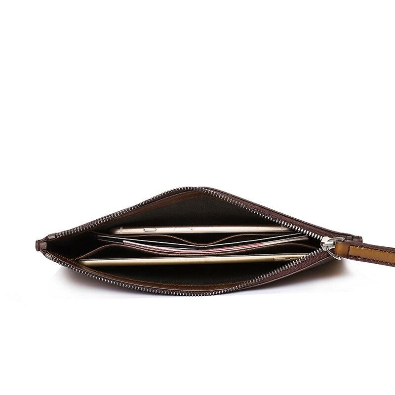 Echtem Kapazität Brief Männer Große Gravur Tabak Kupplungen 1 Tobacco Geldbörse Leder Brieftasche Mit 9578 Lange Knappe Farbe Vintage 0vxwdtftq