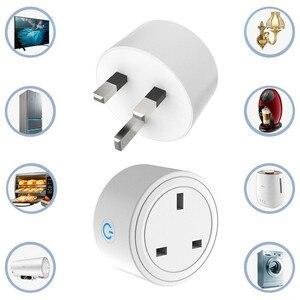 Smart Power Socket UK US plug
