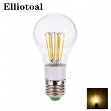 E27 B22 led cob filament 12V lamp dimmable 110V/220V bulb 3W 4W 6W e27 b22 led lamp filament housing cob corn blub