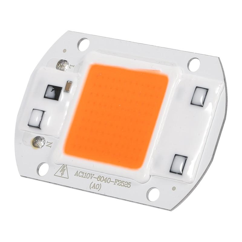 DIY Ամբողջական սպեկտրով 30W SMD LED Grow Chip - Մասնագիտական լուսավորություն - Լուսանկար 5