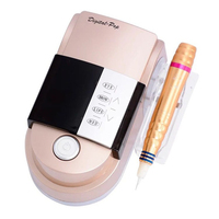 New Second Generation Digital POP Permanent Makeup Kit Full Set Tattoo Device Machine For Eyebrow Eyeliner MTS Medical Tattoo