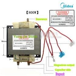Echt 800 W transformator magnetron MD-801EMR-1 kan vervangen de MD-801/701 woord begin de model