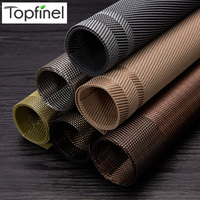 Topfinel набор из 4 ПВХ коврик для стола Напиток винный поддон Бамбук Столовые приборы настольная салфетка-подложка кухонное столовое белье
