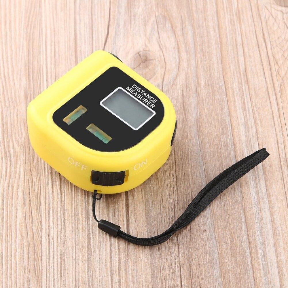 Hot 1 Pc CP-3010 Handheld Laser-entfernungsmesser Ultraschall-entfernungsmesser Meter Reichweite Finder Heißer Ankunft Füße Meter