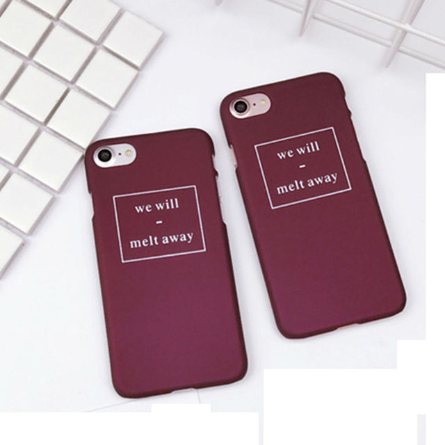 letter phone case iphone 6