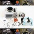 Nueva 150CC 57.4 MM Big Bore Kit para YAMAHA YBR125 Motocicleta modificación Necesaria, el Envío Gratuito!
