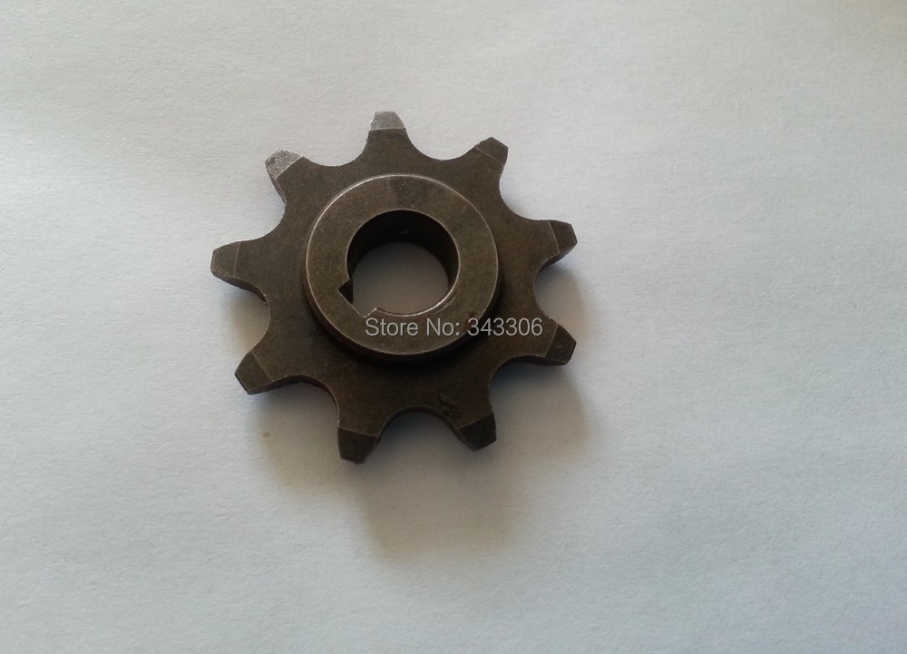 Online Buy Wholesale 9 tooth sprocket from China 9 tooth