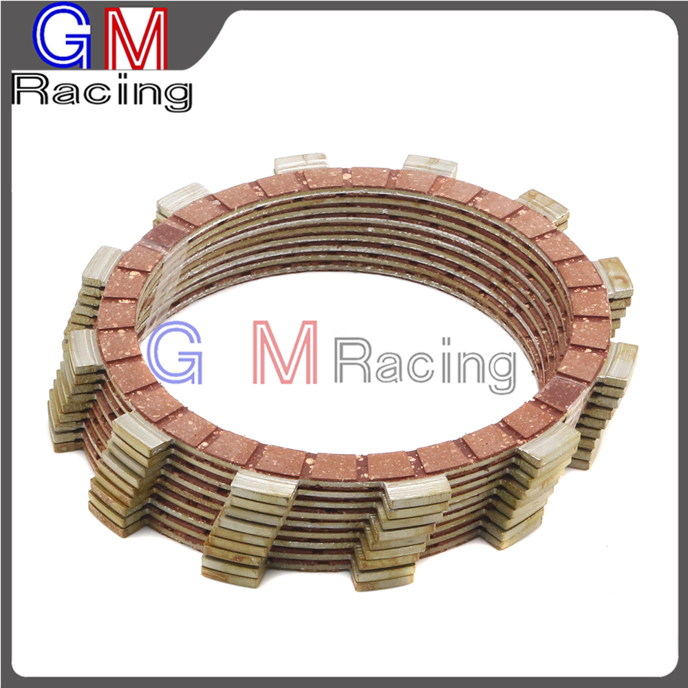 Motorcycle Friction Clutch Plates Disc For <font><b>YAMAHA</b></font> YZ250F YZF250 WR250F YZ <font><b>WR</b></font> 250F 2001 2002 2004 2005 2006 2007 <font><b>2008</b></font> 2009-2015 image