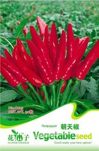 (Mix minimum order $5)1 original pack 30 Seeds, Red Slim Pepper Chili Pepper cayenne Seeds Vegetable Seed C025 free shipping