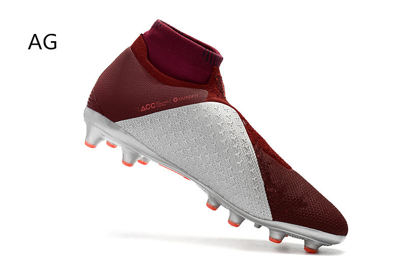 83dc0f53a Wholesale 2019 Phantom VISION ZUSA DF AG Football Boots Mens cheap Outdoor  Soccer Shoes Free shipping-in Soccer Shoes from Sports   Entertainment on  ...