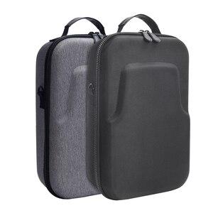 Image 3 - Nova eva viagem dura proteger caixa de armazenamento saco de transporte capa para oculus quest 2/oculus quest all in one vr e acessórios