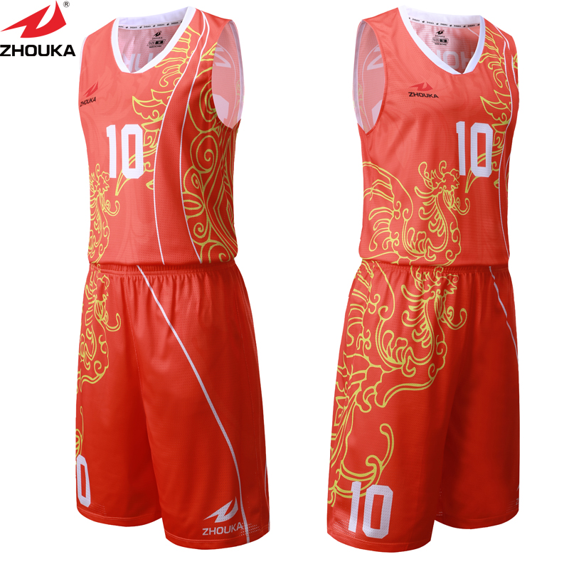 0d649430f Dragon basketball uniform customizing free design sublimation custom your  basketball team jersey Top quality personalised