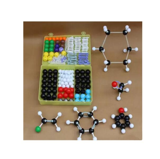 Organic Chemistry Molecular Structural Model Of Organic Molecules Stick Scale Models Built Buffet Mold Suit