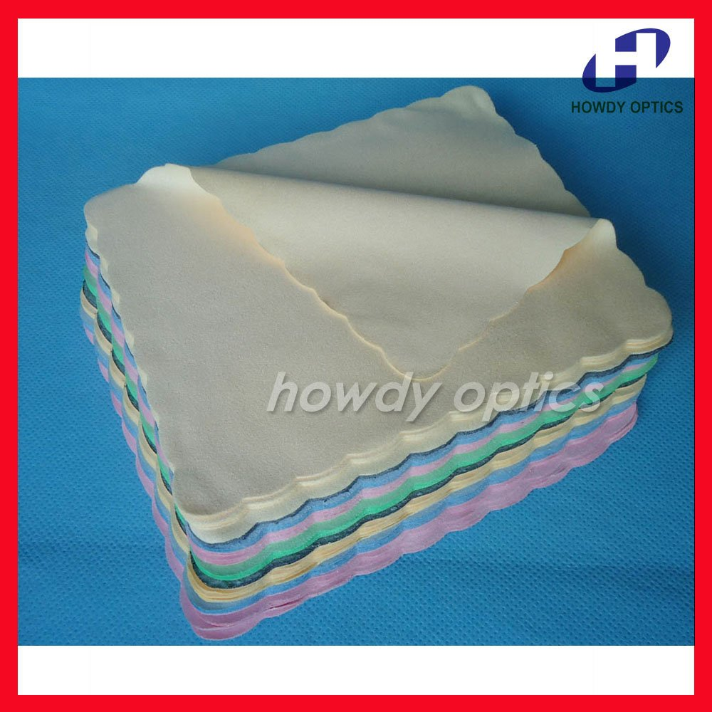 Quality glasses cleaning cloth,faux suede,super soft material,microfiber cleaning cloth Tool Parts