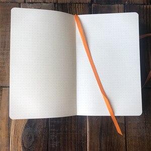 Image 4 - A5 ขนาด Journals และ PU หนัง Dot Grid 5*5 มม.จุด bujo