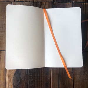 Image 4 - A5 Size Journals And PU Leather Dot Grid Notebook 5*5mm Dotted bujo