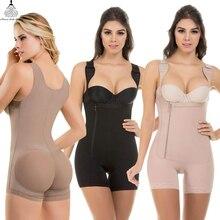 Body Shaper Women Slimming waist trainer Butt Lifter Corrective Underwear butt enhancer Bodysuit tummy shaper slimming belt