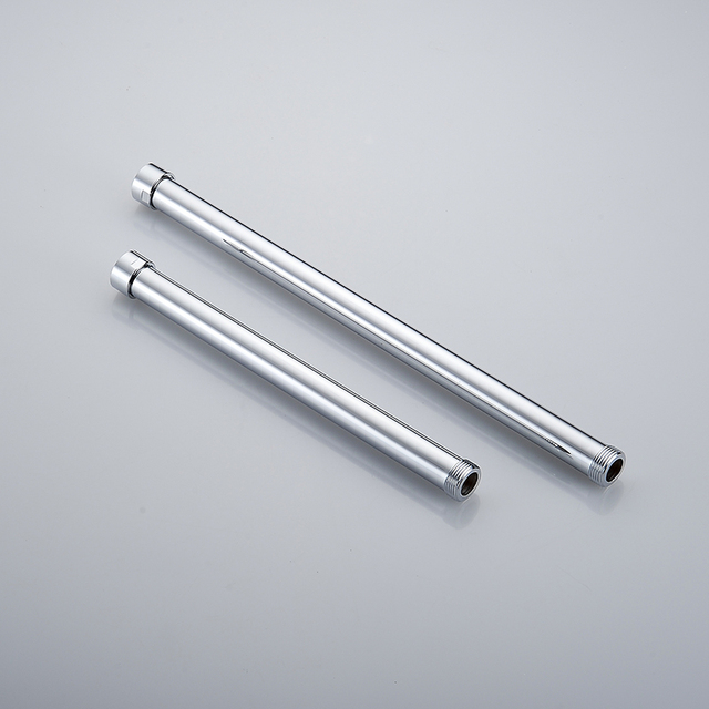 Attrayant Stainless Steel 1/2 Shower Lifting Bar Extension Pipe Sliding Bar Shower  Extension Tube Bathroom