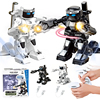 USB Gadgets Battle RC Robot Lichaam Gevoel Mini Size Afstandsbediening Figuur Speelgoed Met Boksen Geluid Kids Gift Toy Model