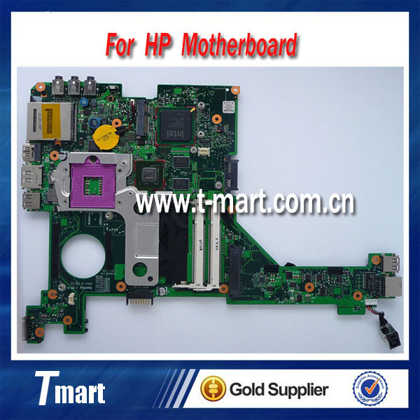 ФОТО for hp DV3000 496097-001 laptop motherboard intel non-integrated full tested