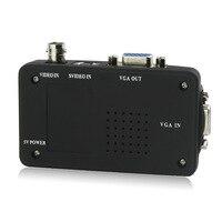 Hihg Quanlity Premium Version CCTV DVD DVR Camera TV BNC S Video VGA Input To VGA