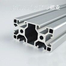 1 шт. L1000mm 4080L Алюминиевая Рамка Оборудование Дверь ЧПУ Окна
