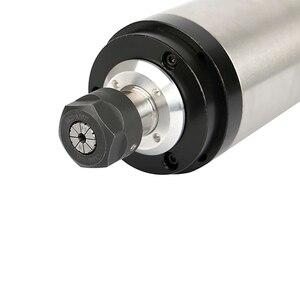 Image 4 - CNC 2200W refroidissement par eau broche moteur 220V 2.2KW 80mm ER20 refroidi à leau broche gravure fraiseuse.