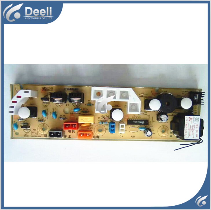 Free shipping 100% tested for washing machine board C303782B WI4531S washing machine 782b motherboard on sale 100% tested new for electrolux washing machine board zwt6011dw zwt5011dw motherboard on sale