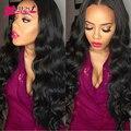 Бразильские Волосы Девственницы Объемной Волны 4 Связки Queen Hair Products Бразильские Объемная Волна Бразильских Волос Weave Связки Человеческих Волос