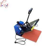 1PC 220v/110v 2200W Image Heat Press Machine For T-shirt With Pringting Area Available For 38 cm x 38 cm