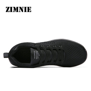 ZIMNIE Men Running Shoes Sneakers For Men Comfortable Sport Shoes Men Trend Lightweight Walking Shoes Breathable Zapatillas 1