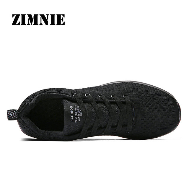ZIMNIE Men Running Shoes Sneakers For Men Comfortable Sport Shoes Men Trend Lightweight Walking Shoes Breathable Zapatillas 1