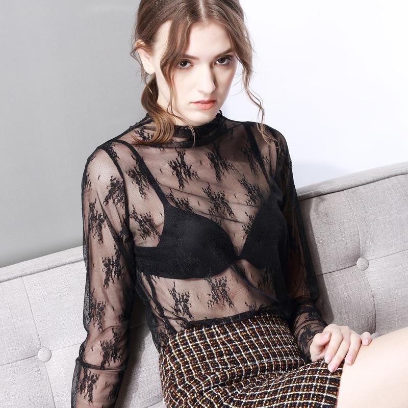 Women Turtleneck Plus Size T Shirt 2018 Autumn Winter New