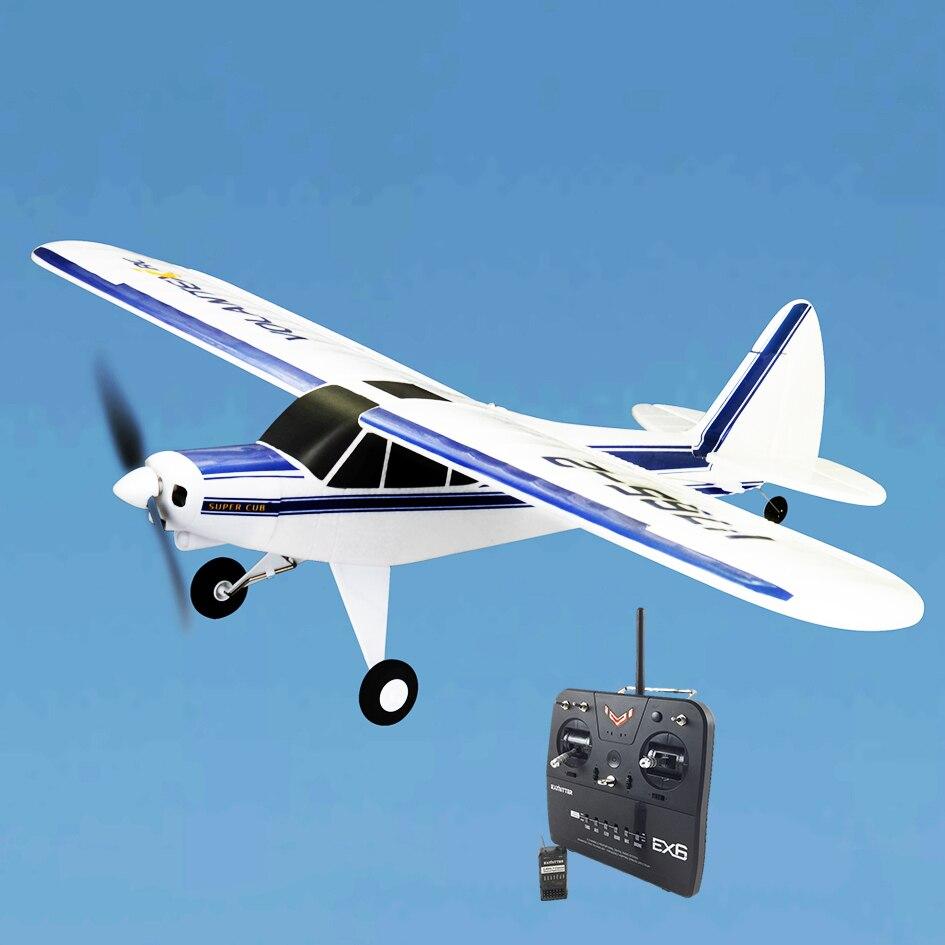 Volantex Super Decathlon RC RTF Plane Model W/ Brushless Motor Servo ESC Battery volantex super decathlon rc rtf plane model w brushless motor servo esc battery