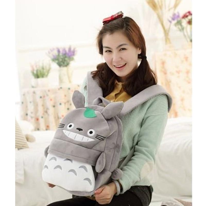 New-Arriving-Totoro-Plush-Backpack-Cute-Soft-School-Bag-for-Children-Cartoon-Bag-for-Kids-Boys-Girls-3