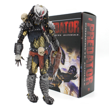 22cm Western Anímation Predator Betonová džungle PVC Action Figure Collectible Model Toy