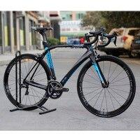 2017 JAVA Feroce Carbon Road Bike With Ultegra R8000 Full Group Aluminium Wheels 22 Speed Capiler